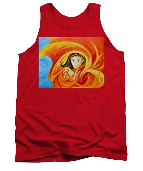 Mother's Warmth Tank Top