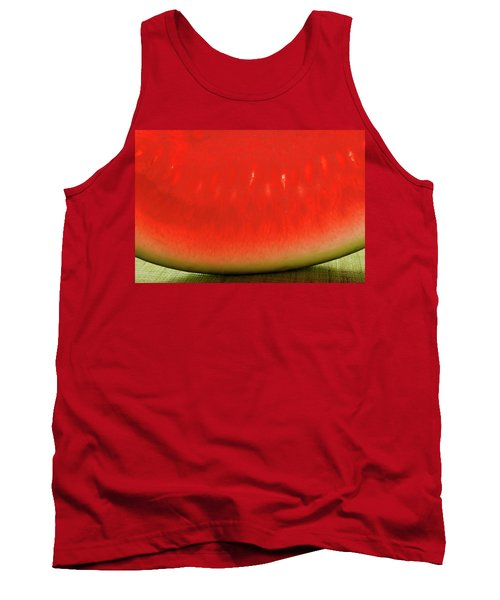 Slice Of Watermelon (detail) Tank Top