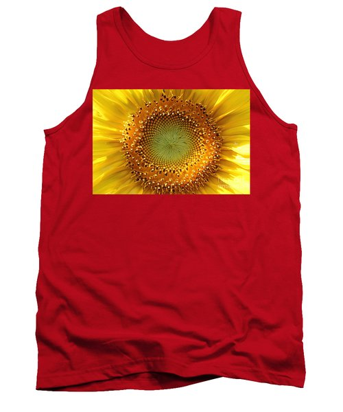 Sunflower Tank Top