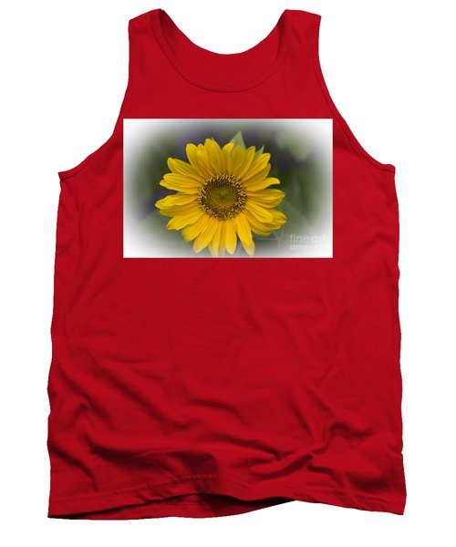 Sunflower Vr. 'dwarf Sunspot ' Tank Top
