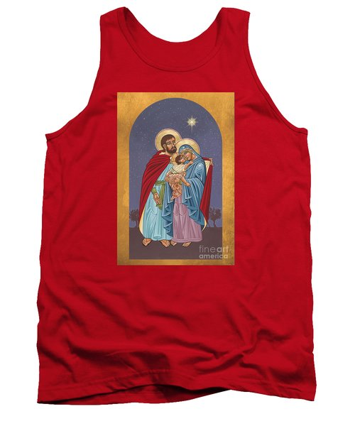 The Holy Family For The Holy Family Hospital Of Bethlehem 272 Tank Top by William Hart McNichols