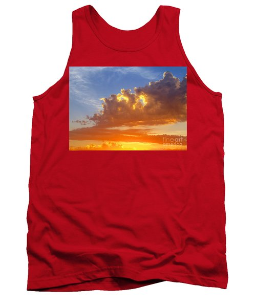 Tank Top featuring the photograph To God Be The Glory by Robert Pearson