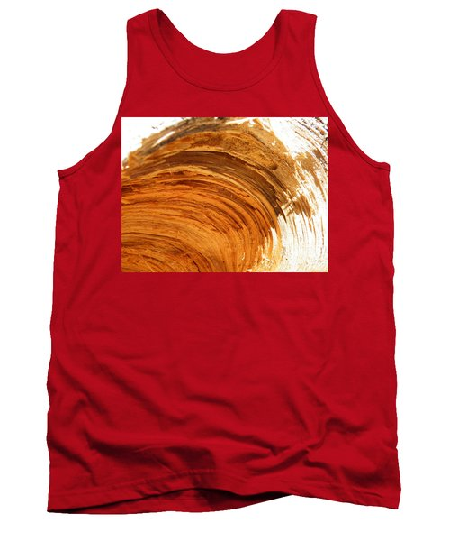 Tank Top featuring the photograph Unbroken by Brian Boyle