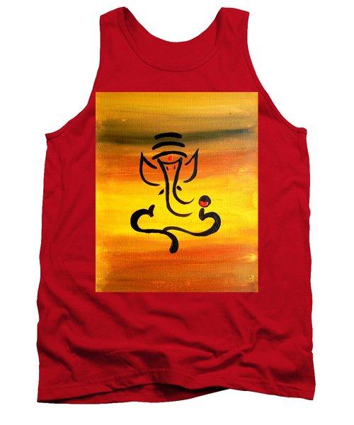 11 Nandana- Son Of Lord Shiva Tank Top by Kruti Shah