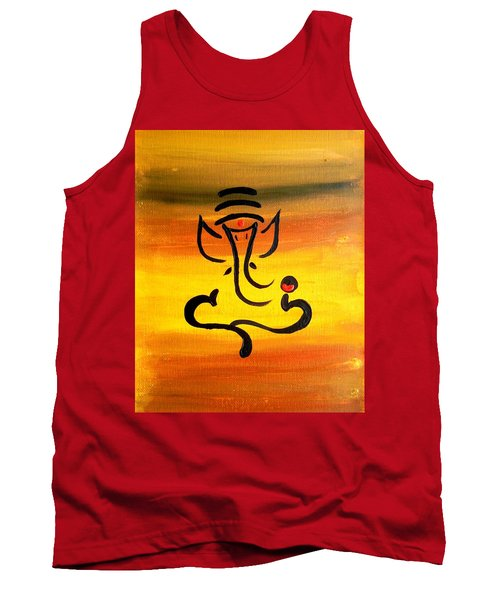11 Nandana- Son Of Lord Shiva Tank Top