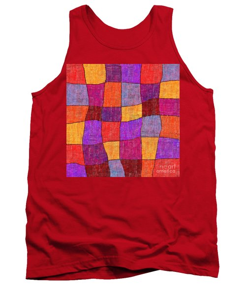 1343 Abstract Thought Tank Top
