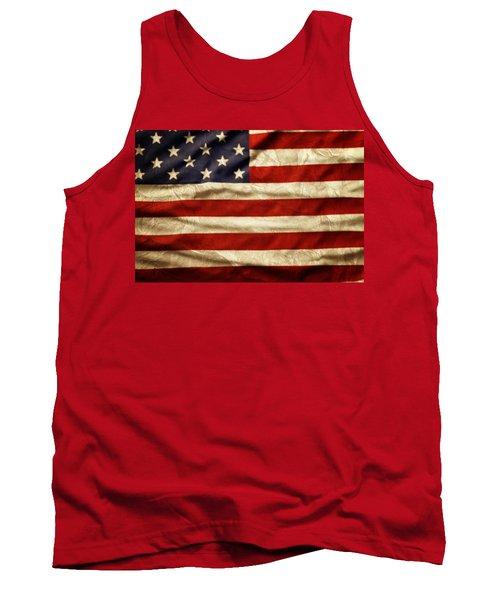 American Flag 59 Tank Top