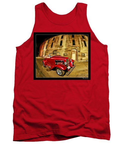 1930 Ford Model A Tank Top