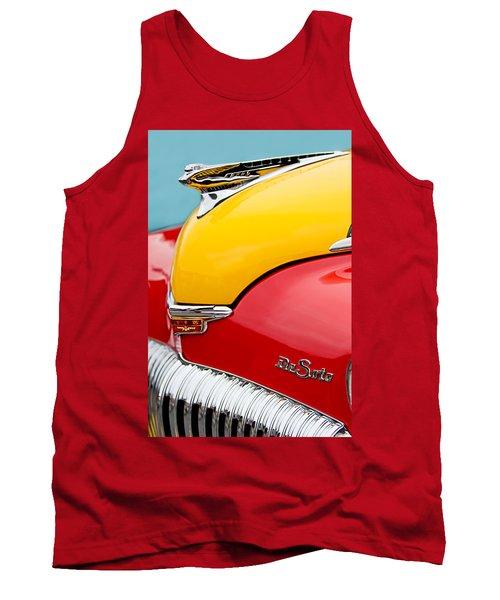 1946 Desoto Skyview Taxi Cab Hood Ornament Tank Top