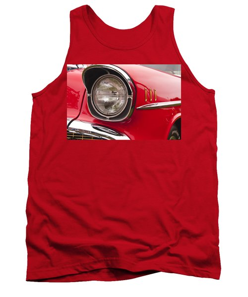 1957 Chevrolet Bel Air Headlight Tank Top