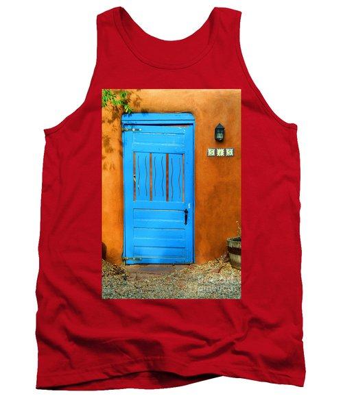 Blue Door In Santa Fe Tank Top