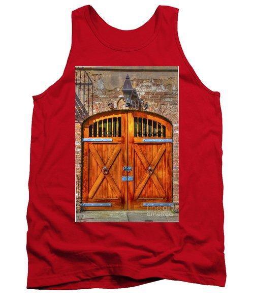 Doors Of Charleston Tank Top