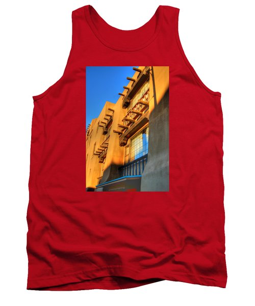 Downtown Santa Fe Tank Top