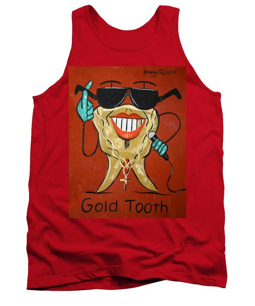 Gold Tooth Tank Top