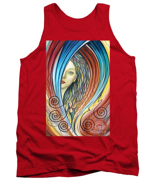 Illusive Water Nymph 240908 Tank Top