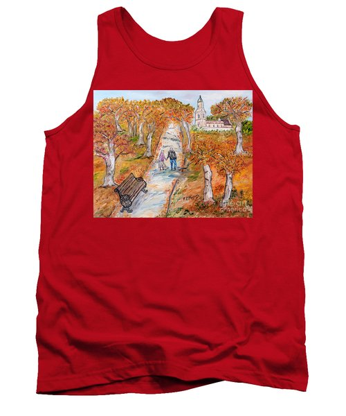 L'autunno Della Vita Tank Top
