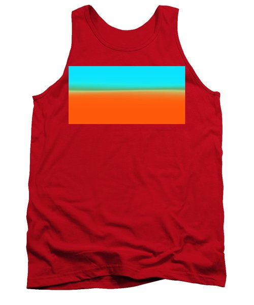 Travelling Through Paradise Tank Top