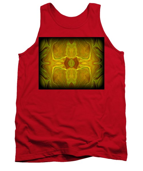 Abstract 45 Tank Top