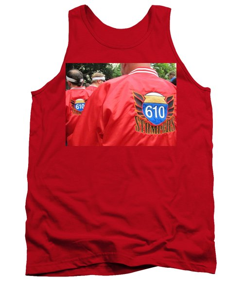 610 Stompers - New Orleans La Tank Top