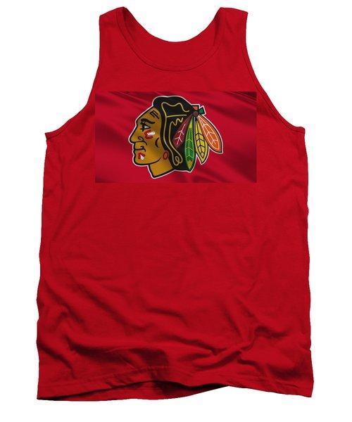 Chicago Blackhawks Uniform Tank Top