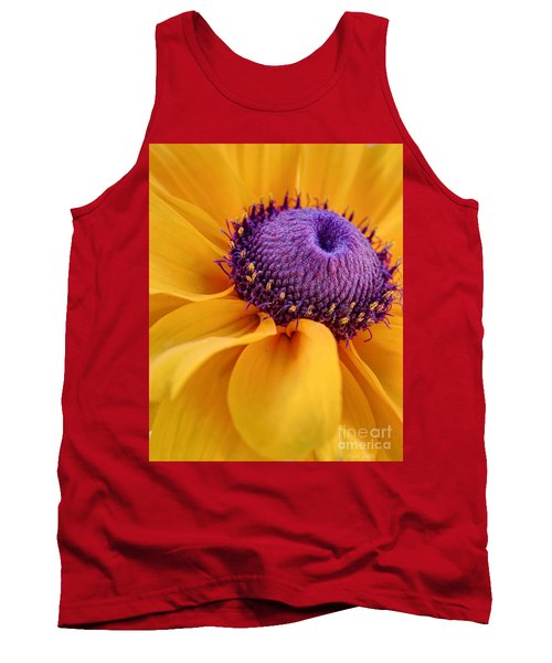 Tank Top featuring the photograph A Beautiful Black Eye by Heidi Smith