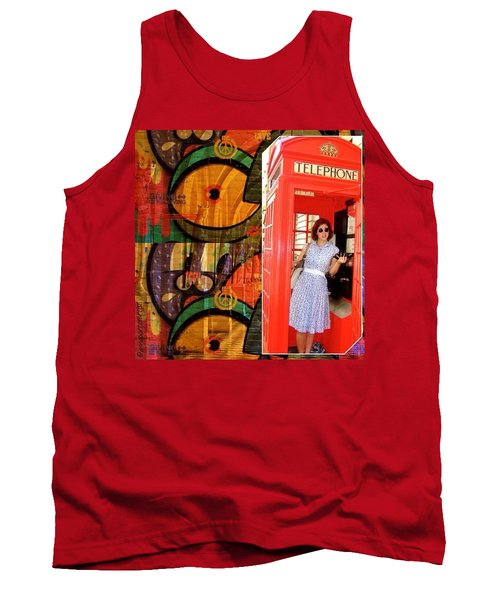 A Classic Chrissy Moment Tank Top
