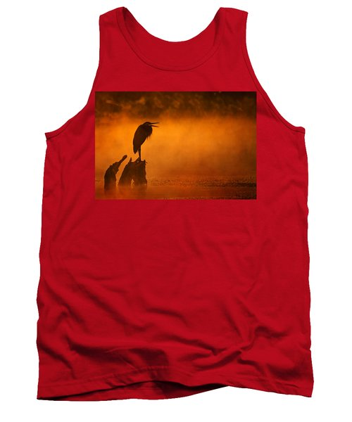 A Cry In The Mist Tank Top
