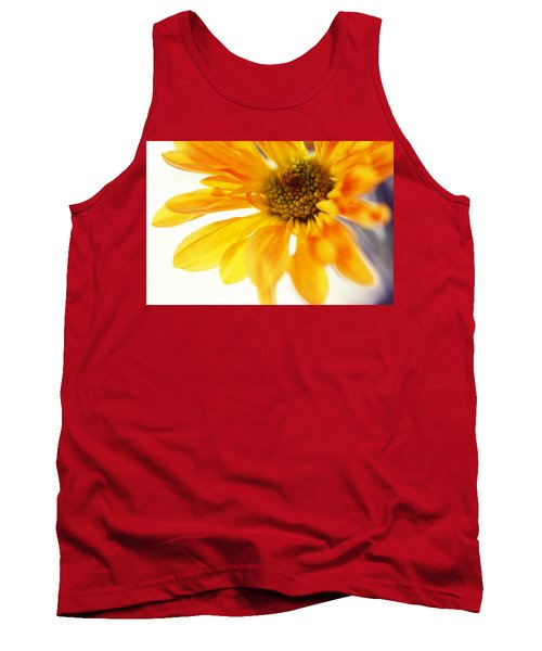 A Little Bit Sun In The Cold Time Tank Top