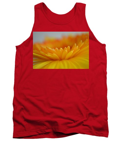 Tank Top featuring the photograph A Little Kindness by Melanie Moraga