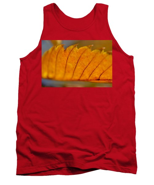 Tank Top featuring the photograph A Memory Of The Heart by Melanie Moraga