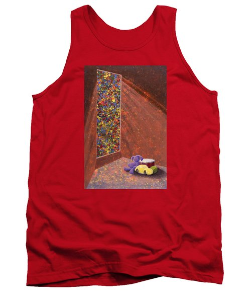 A Mother's Hope Tank Top by Jack Malloch