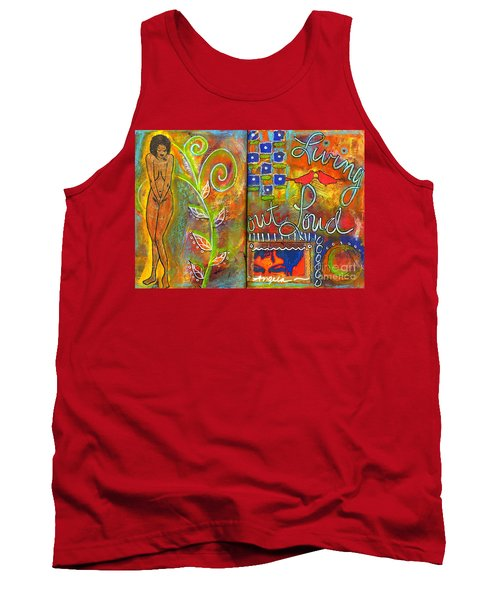 A Rebirth Of Sorts Tank Top