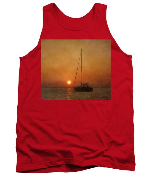A Ship In The Night Tank Top