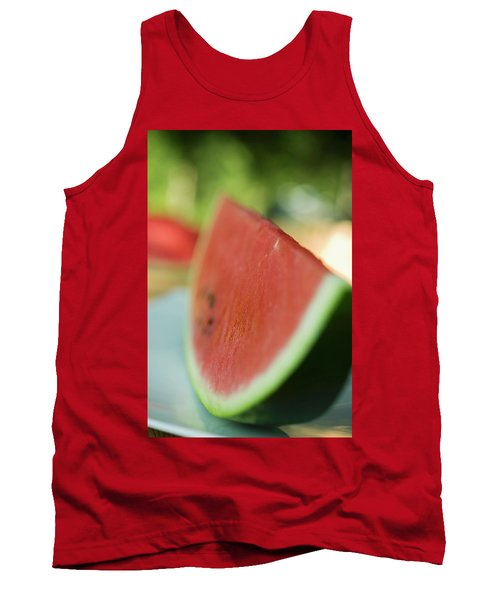 A Slice Of Watermelon Tank Top