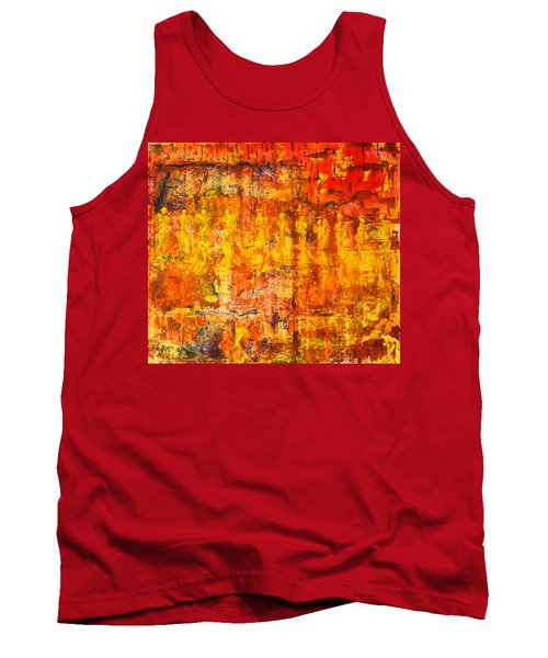 A Sunset Of Angels Tank Top