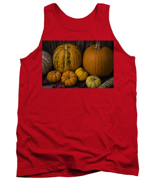 A Thankful Harvest Tank Top
