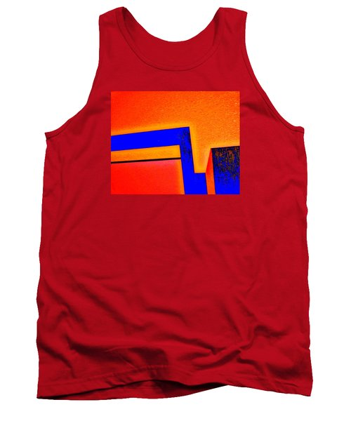 Manhattan Nocturne 66 Tank Top