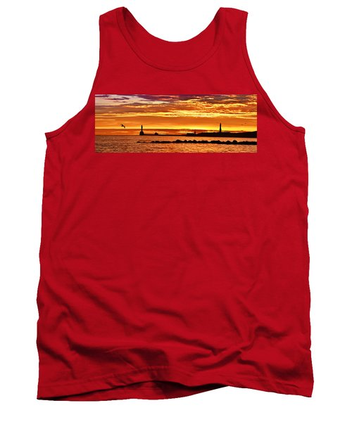 Aberdeen Sunrise Tank Top
