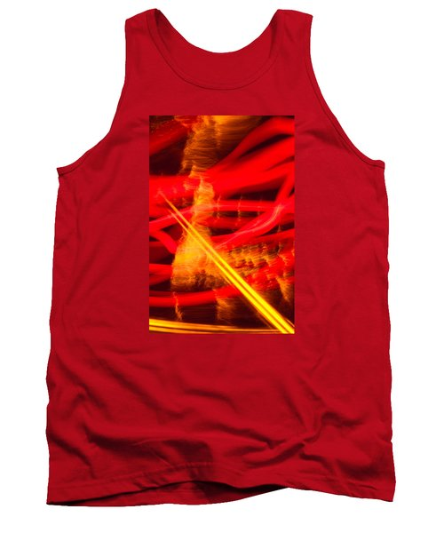 Abstract 18 Tank Top