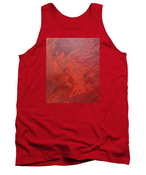 Acrylic Msc 181 Tank Top