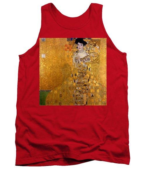 Adele Bloch Bauers Portrait Tank Top by Gustive Klimt