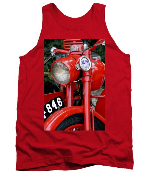 All Original English Motorcycle Tank Top