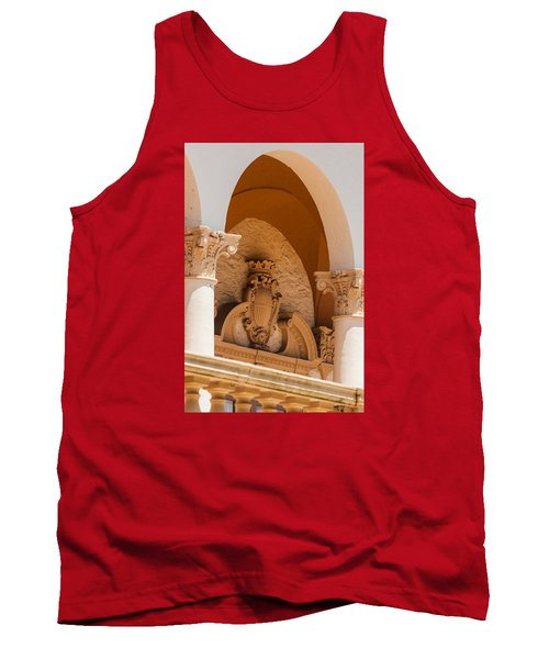 Alto Relievo Coat Of Arms Tank Top