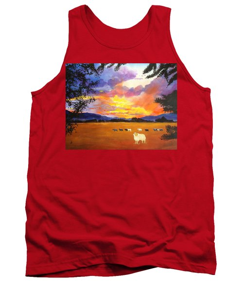 Alvin Counting Sheep Tank Top