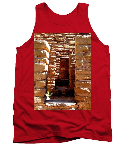 Ancient Doorways Tank Top