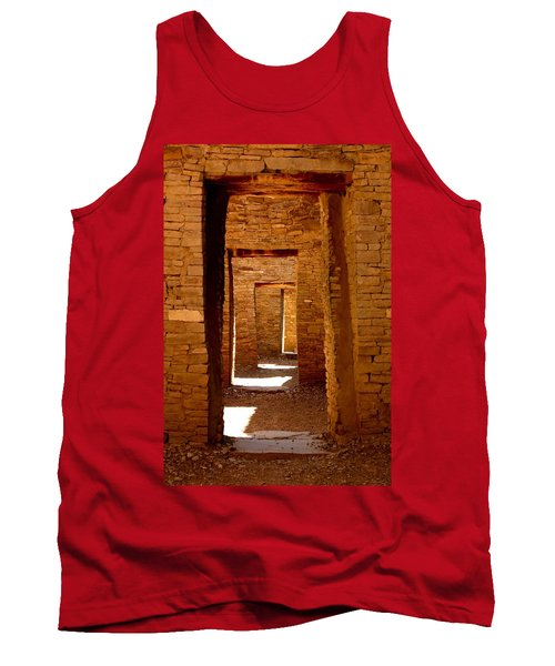 Ancient Galleries Tank Top