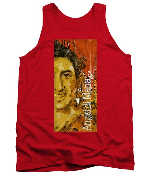 Angel Di Maria - B Tank Top