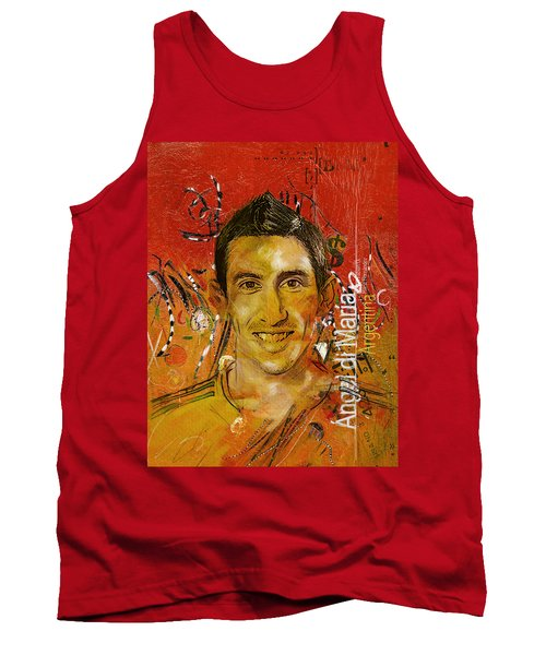 Angel Di Maria Tank Top