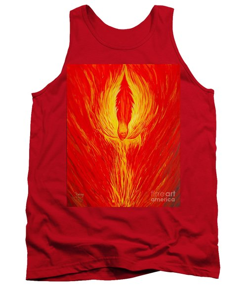 Angel Fire Tank Top