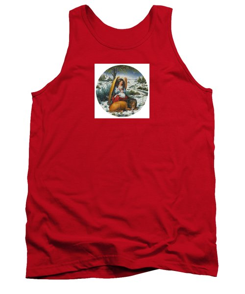 Angel Of Peace Tank Top
